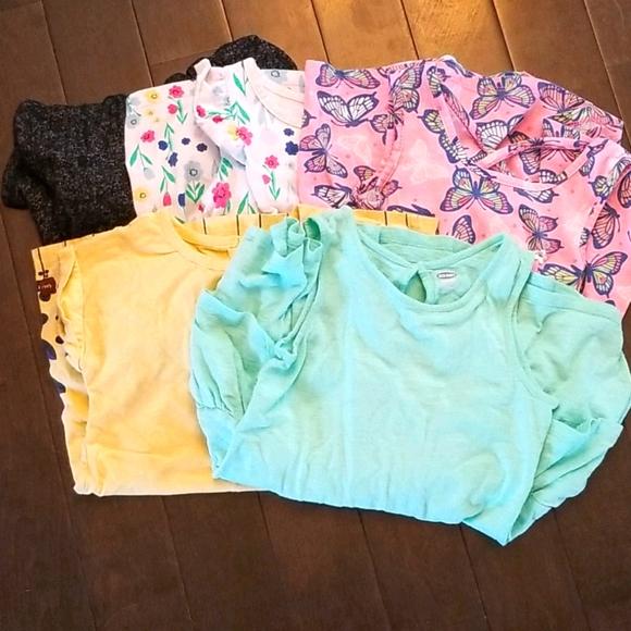 Bundle of 5 dresses